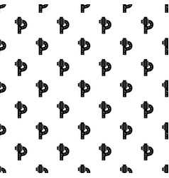 Autobahn pattern seamless vector