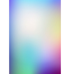 Blurred abstract colors background vector