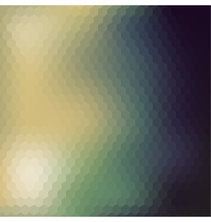 Retro geometry background vector