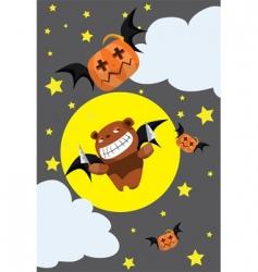Halloween humor vector image vector image