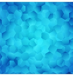Abstract bright blue wallpaper vector