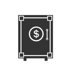 icon Bank vector image