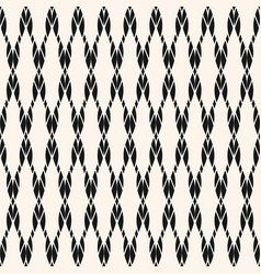 seamless pattern with ropes mesh fishnet weave vector image