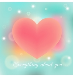Everything poster vector image