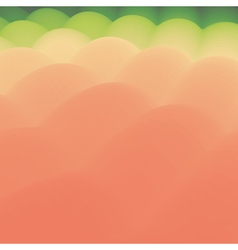 Wavy Background 3d Abstract vector