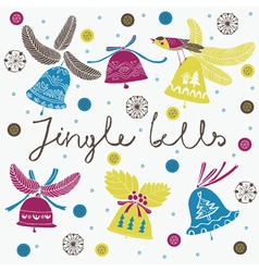 Jingle bells vector