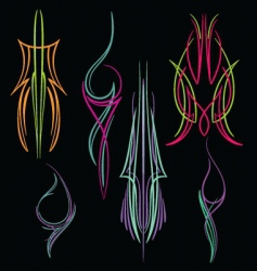 Pinstripe011 vector