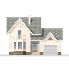 Dream house vector