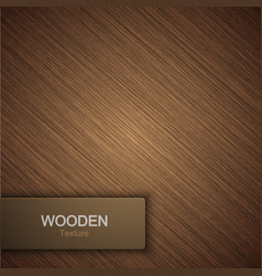 Modern wooden background vector