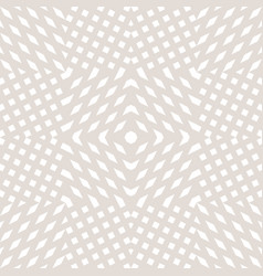 white and beige geometric seamless pattern with vector image