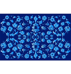 Artistic ottoman pattern series fourty four vector