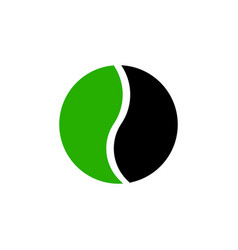 the balance logo vector image