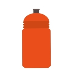 Water bottle drink vector