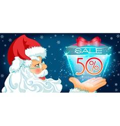 Christmas Sale Banner vector