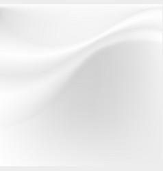 white sillk background vector image