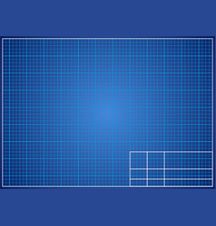 blueprint background technical design paper vector image