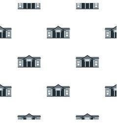 bank pattern seamless vector image