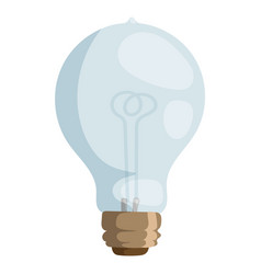 cartoon lamp lamp light vector image
