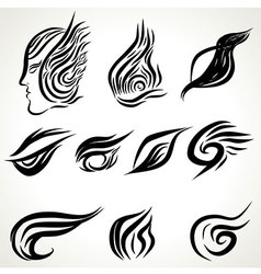 Graphic Ink Tattoo vector