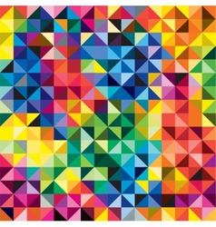 Seamless bright pattern background vector
