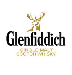 glenfiddich whiskey brand vector image vector image