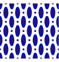 porcelain ceramic pattern vector image