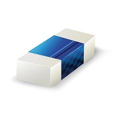 An eraser vector