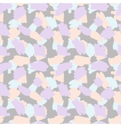 Pattern abstraction colored spots vector image