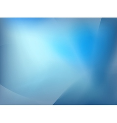 Abstract blue business technology colorful vector image