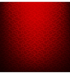 Abstract dark and red background texture for happy vector image