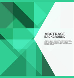 abstract geometric background high technology vector image