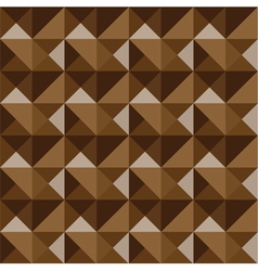 Brown abstract pattern background vector