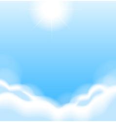 Morning Sky vector