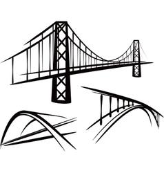 Set bridges vector