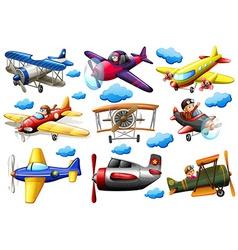 Set of planes vector