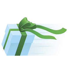 Fast present gift concept vector