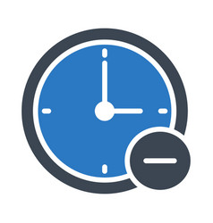 Remove clock vector