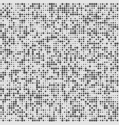 black dots on light background abstract seamless vector image vector image