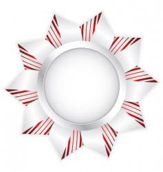 badge illustration vector image