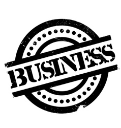 Business rubber stamp vector