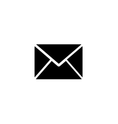 email envelope vector image