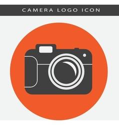 Camera logo icon vector image vector image
