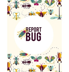 Bug Report Abstract vector