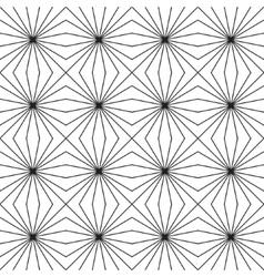 Seamless geometric pattern Optical vector image