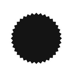 Starburst sale sticker label sunburst price tag vector