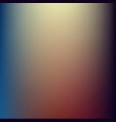 Warm blur background vector