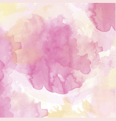 watercolor texture with soft tones vector image vector image