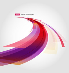Abstract background element in red and white vector