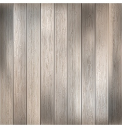 Light wooden planks painted plus EPS10 vector image
