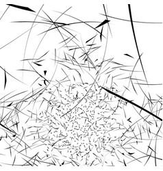 swirl twirl geometric element abstract spiral vector image